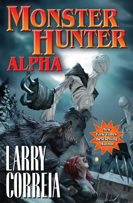 Earl Harbinger may be the leader of Monster Hunter International a0bb45734873
