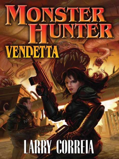 Cover by Alan Pollack. Accountant turned professional monster hunter ... 08628360f1b7