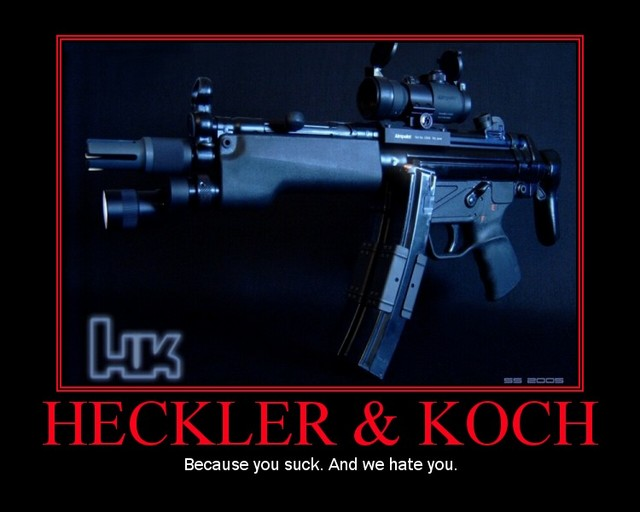 Gun demotivational poster page