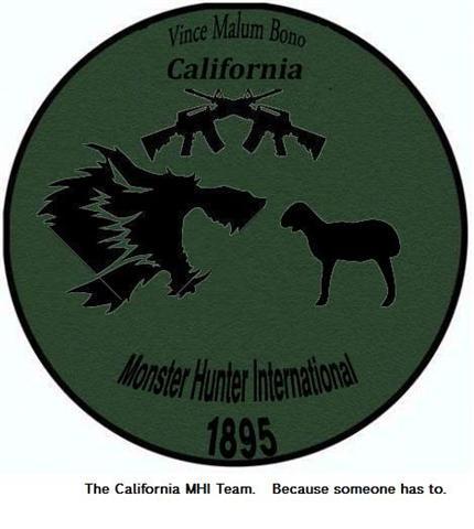 California. Because someone has to.