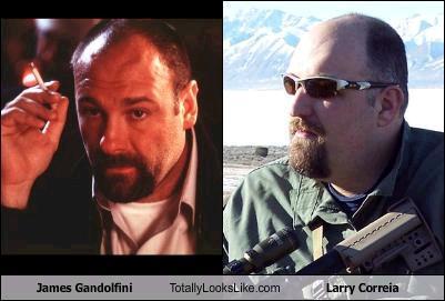 Larry Gandolfini?