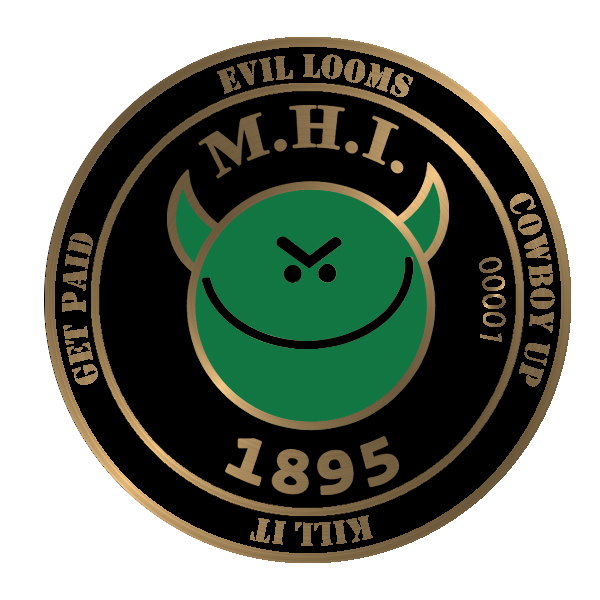 Larry Correia S Blog Anybody Want Mhi Challenge Coins May 02 2013 06 43