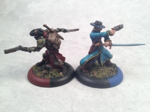 Khador & Cygnar 1