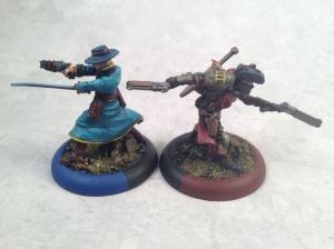 Khador & Cygnar 2