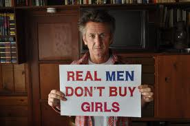 """Real men don't punch out their wives either. And Hugo Chavez's political machine just """"allocated"""" girls. Totally different."""