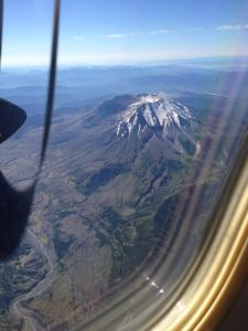 Tour Mt Saint Helens
