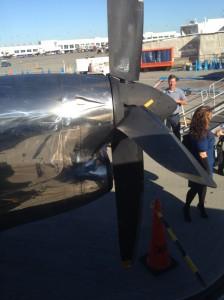 Tour propeller