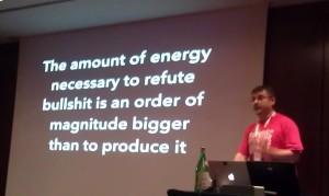 Brandolini's Law