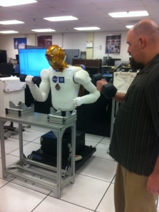I asked Robonaut his opinion and he told me Damien Walter is an asshole.
